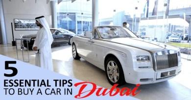 Tips to Buy a Car in Dubai