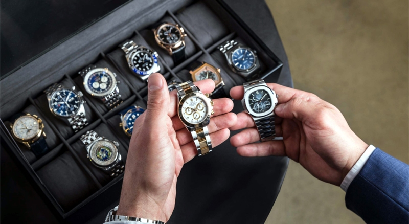 Buy Watches in Dubai