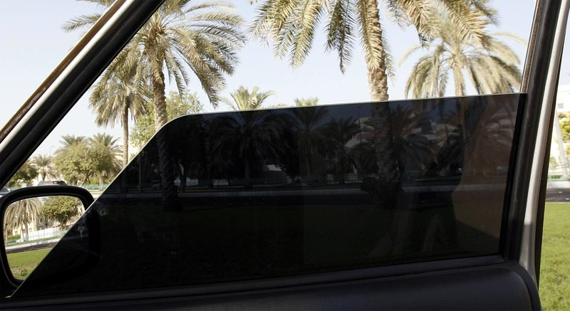Car Tinted Windows Dubai