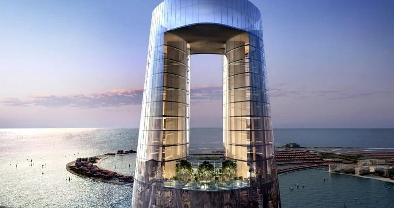 Ciel Dubai Hotel