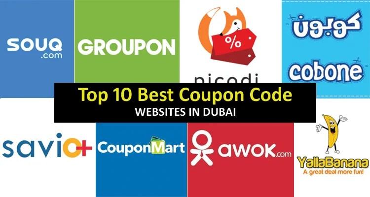 3d99a4e7db Top 10 Best Coupon Code Websites in Dubai - FlashyDubai.com