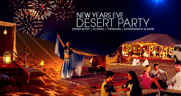 Desert Safari New Year