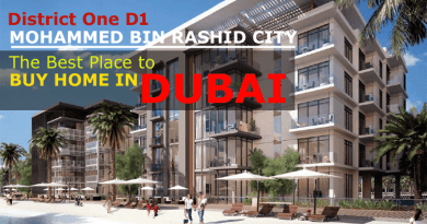 District One MBR City Dubai