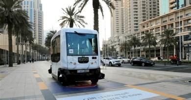 Driver-less Vehicles in Dubai