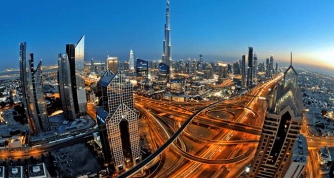 Dubai Business Hub