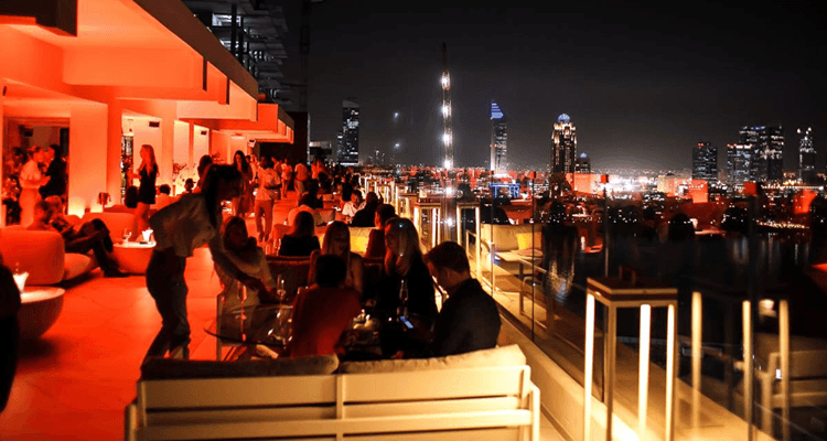 Clubs and Bars in Dubai