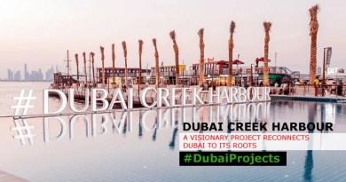 Dubai Creek Harbour Project