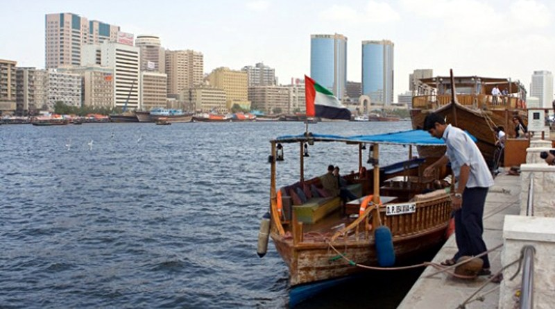 Dubai Creek UNESCO Heritage