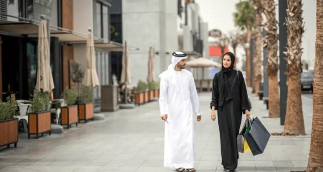 Multicultural in Dubai
