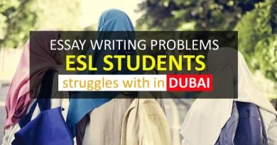 ESL Students in Dubai