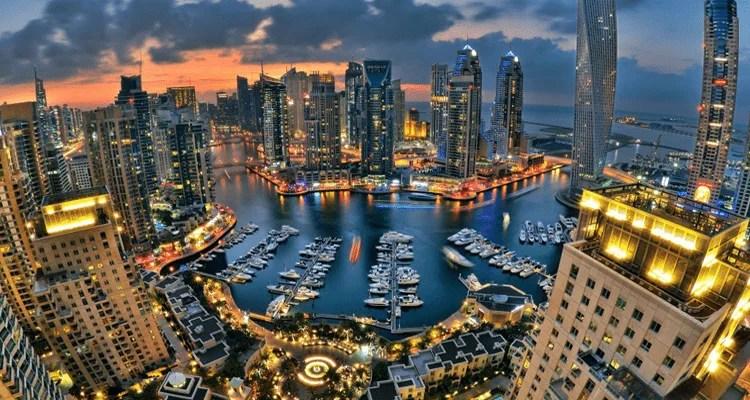 Dubai Fastest Growing City