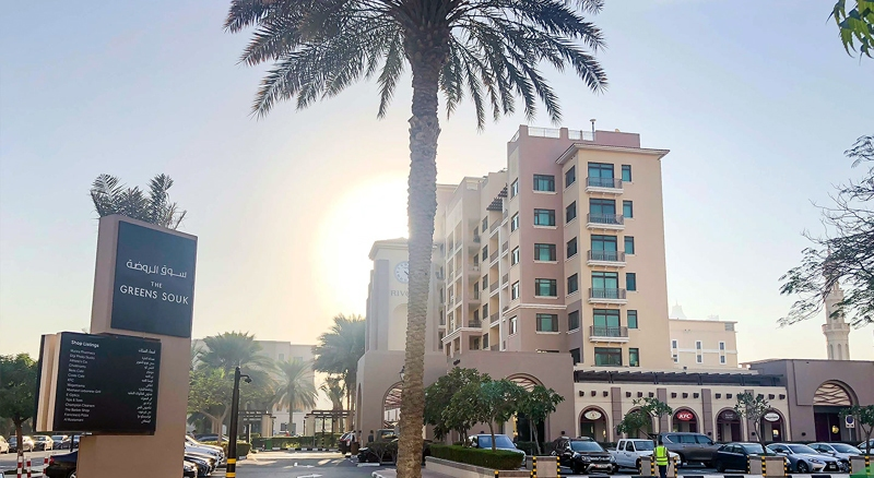 Companies in Dubai Internet City