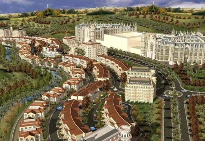 Dubai Investment Park - Residential Zone