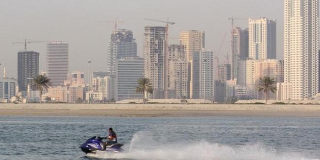Jet Skiing Dubai