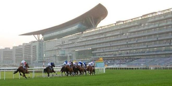 Nad Al Sheba Racecourse Dubai