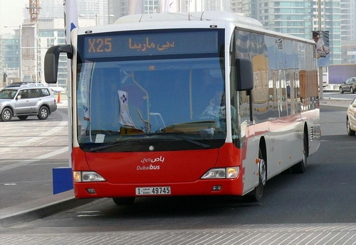 dubai buses women only