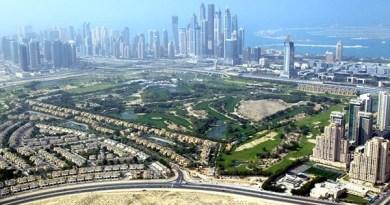 green spaces in Dubai
