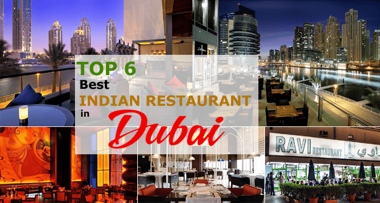 Best Indian Restaurants in Dubai