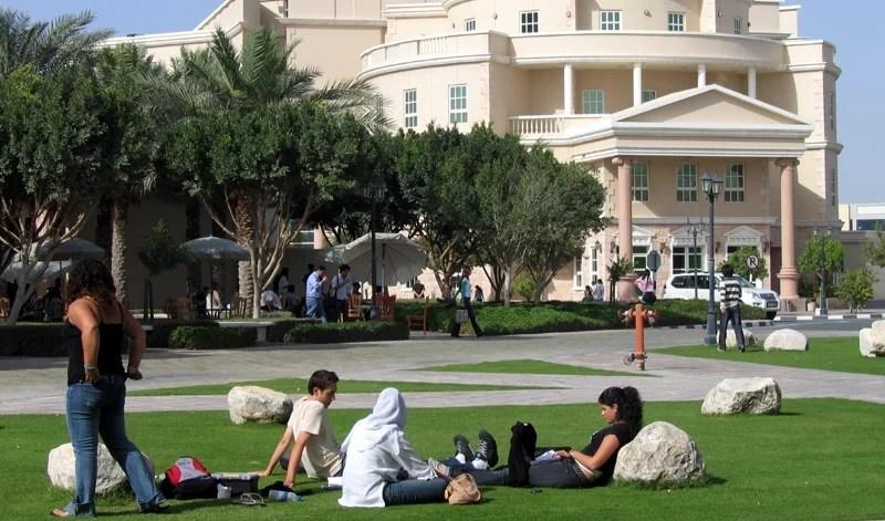 International Universities Campuses in Dubai