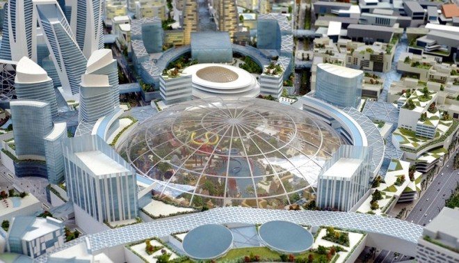 Mall of the World Dubai Project