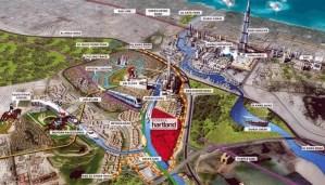 Mohammed Bin Rashid City Plan