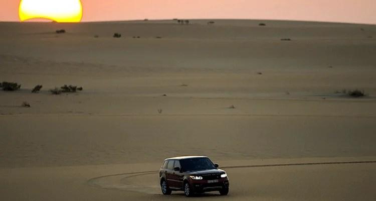 Morning Desert Safari Ride