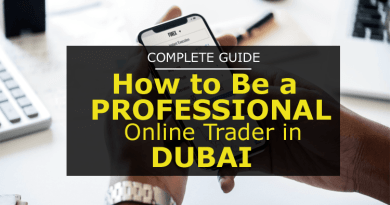 Online Trader in Dubai