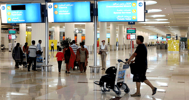 Packing for Dubai Trip