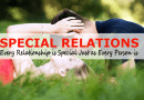 Relationship is Special
