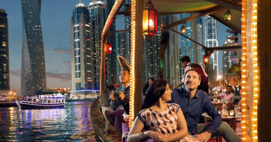 Romance in Dubai