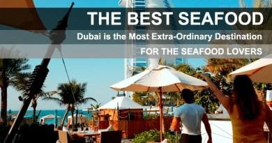 Best Dubai Seafood