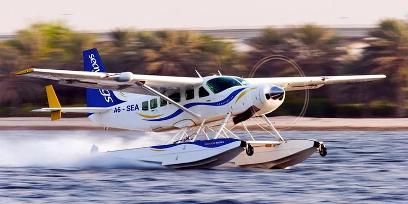 Seaplane Charter Dubai