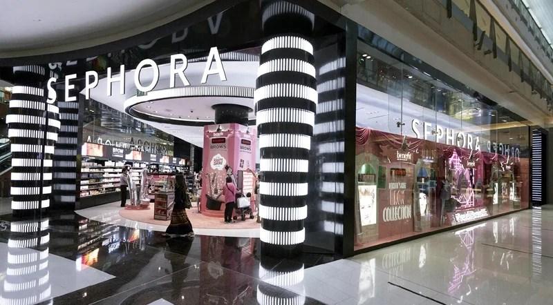 Sephora Dubai Mall