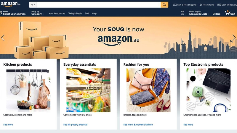 Souq Amazon.ae Promo Code