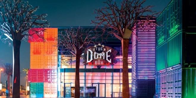 The Dome Box Dubai