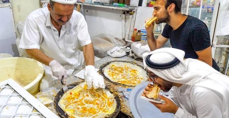 Traditional Food in Dubai