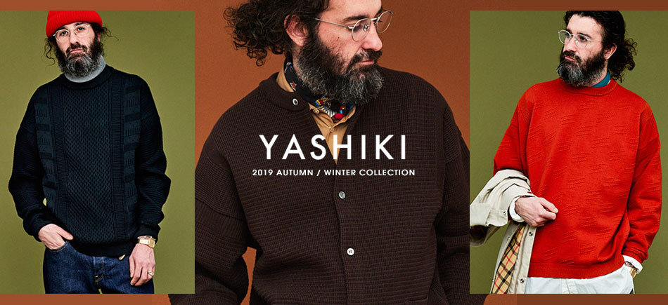 NEW CELECTED BRAND【YASHIKI】