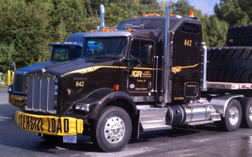 Flatbed Trucking California