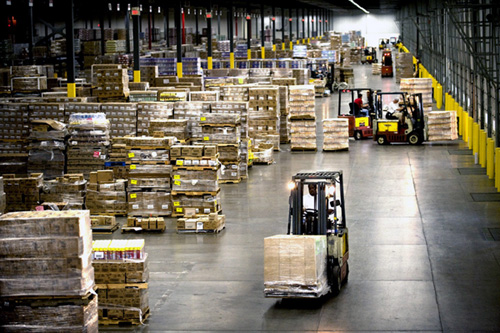 Warehousing California Distribution Center