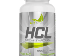 Bioptimizers HCL Breakthrough
