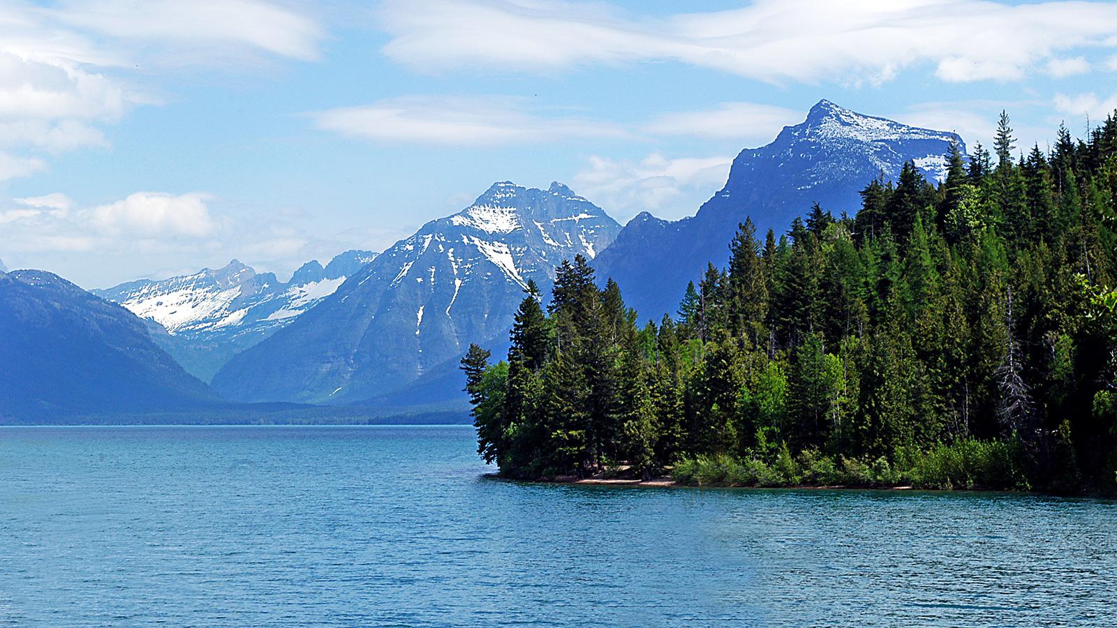 Resultado de imagem para flathead lake montana