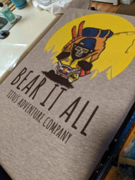 Titus Adventure Company Shirts
