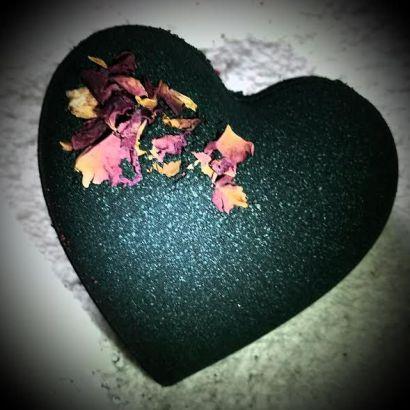 Purple Haze Heart