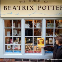 Gloucester's the place of Beatrix Potter - and Harry Potter