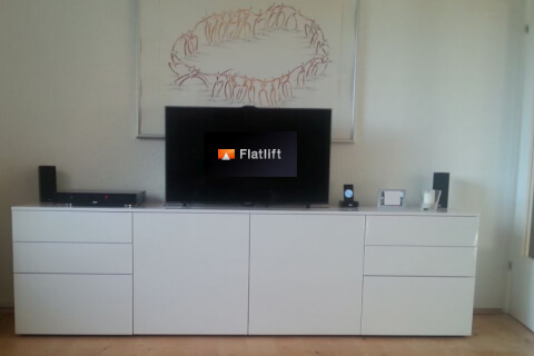 pop up platinum systeme de levage