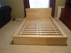 Ikea Malm Bed Assembly
