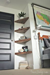 Floating Shelf Ideas