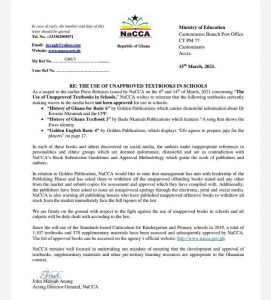 NaCCA Press Release