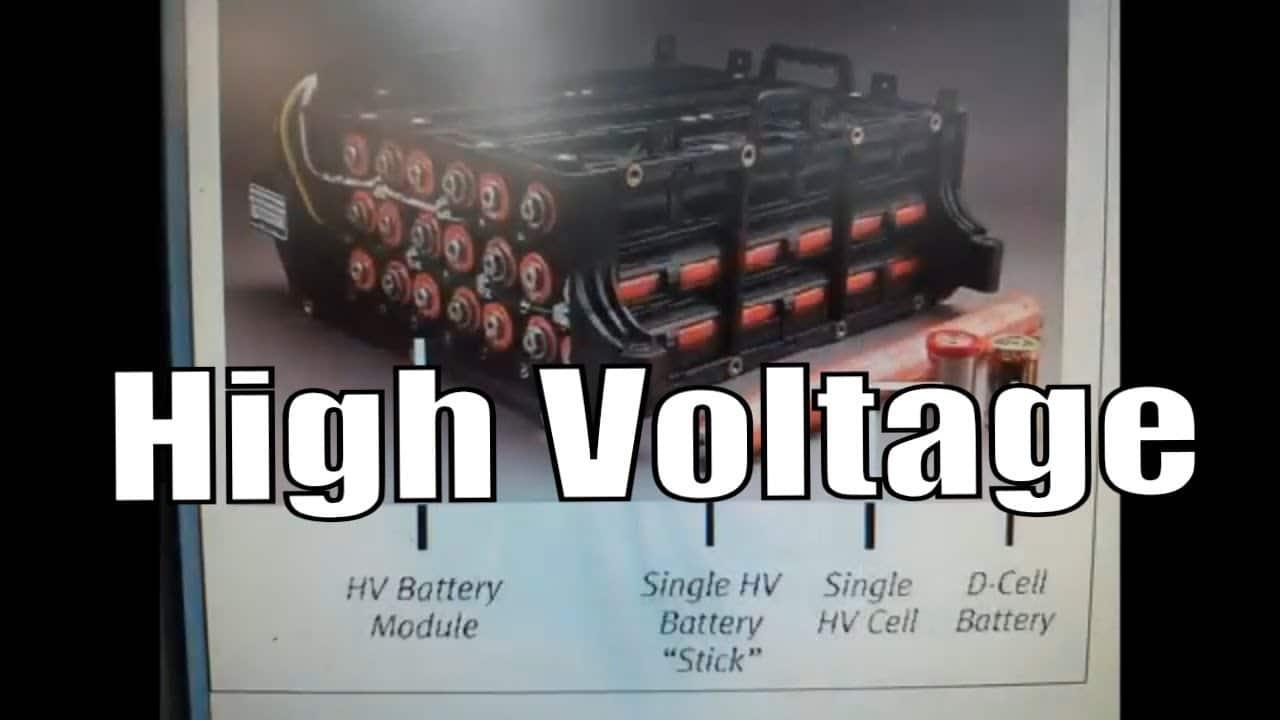civic hybrid 2004 battery life