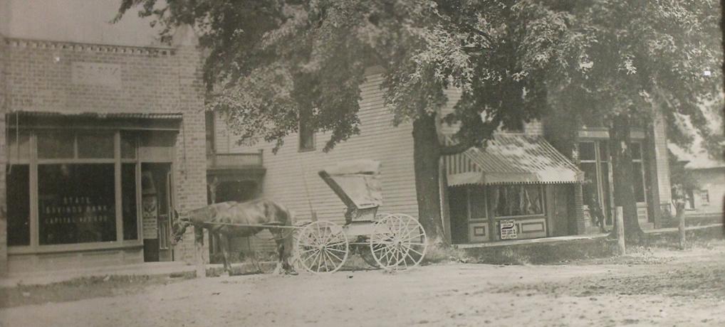 Historic Flat Rock Michigan